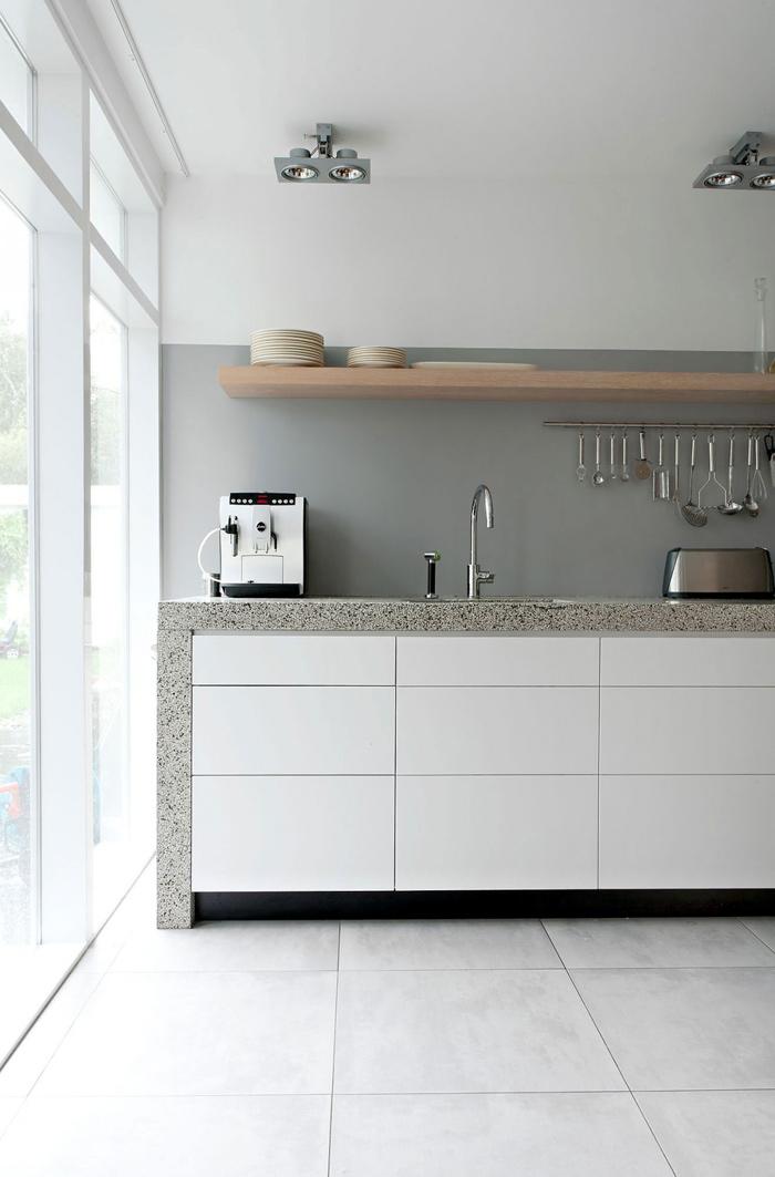 Kitchen, Gerrit Rietveld Bungalow by Remy Meijers