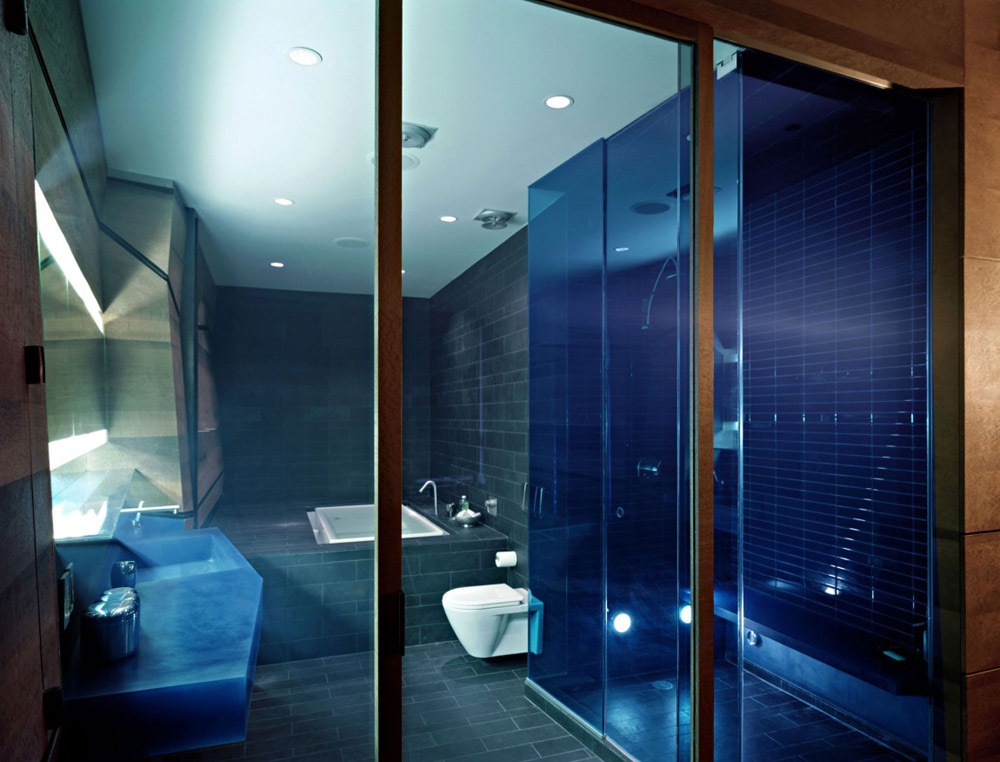 Bathroom, Schein Loft by Archi-Tectonics