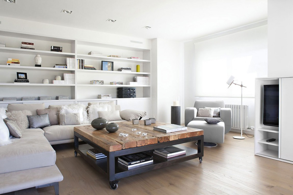 Living Space, Vivienda en Llaveneres by Susanna Cots