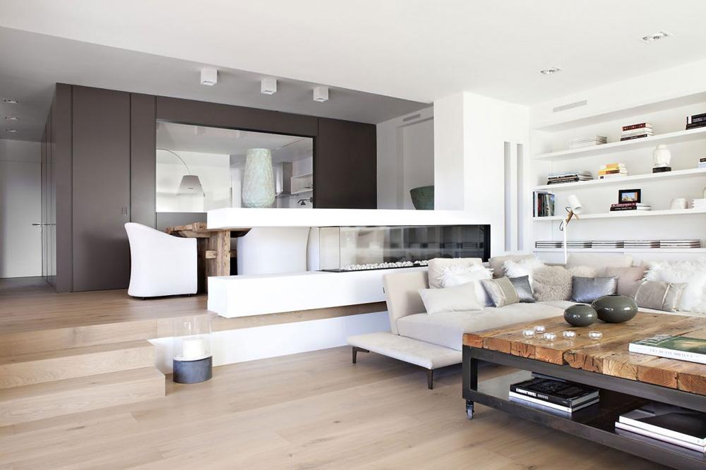 Living Space, Vivienda en Llaveneres by Susanna Cots