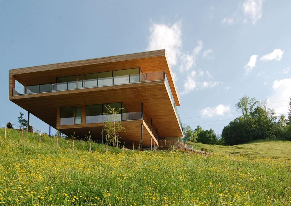 Wohnhaus Am Walensee by K_M Architektur