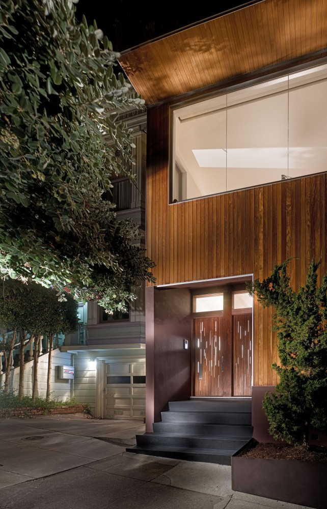Entrance, Beaver Street Reprise by Craig Steely Architecture