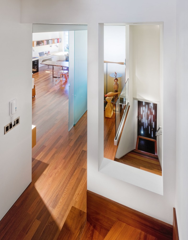 Hall, Beaver Street Reprise by Craig Steely Architecture