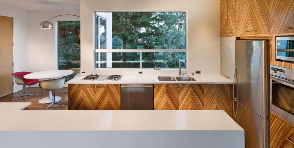 Kitchen, Beaver Street Reprise by Craig Steely Architecture