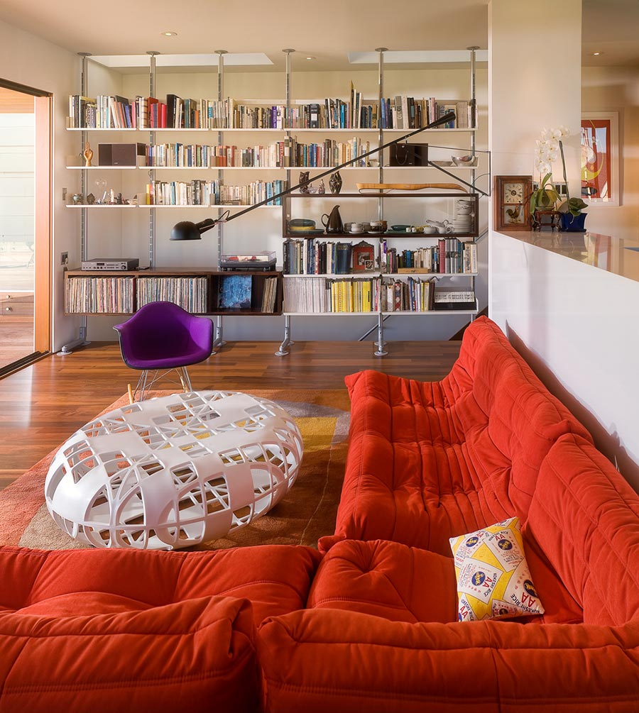Living Space, Beaver Street Reprise by Craig Steely Architecture