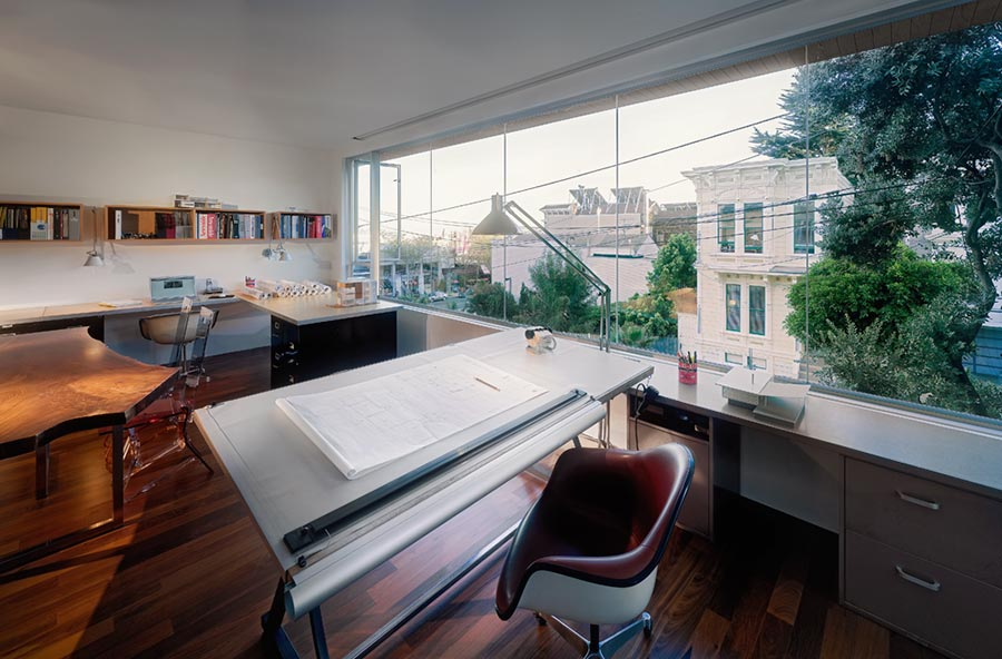 Office, Beaver Street Reprise by Craig Steely Architecture