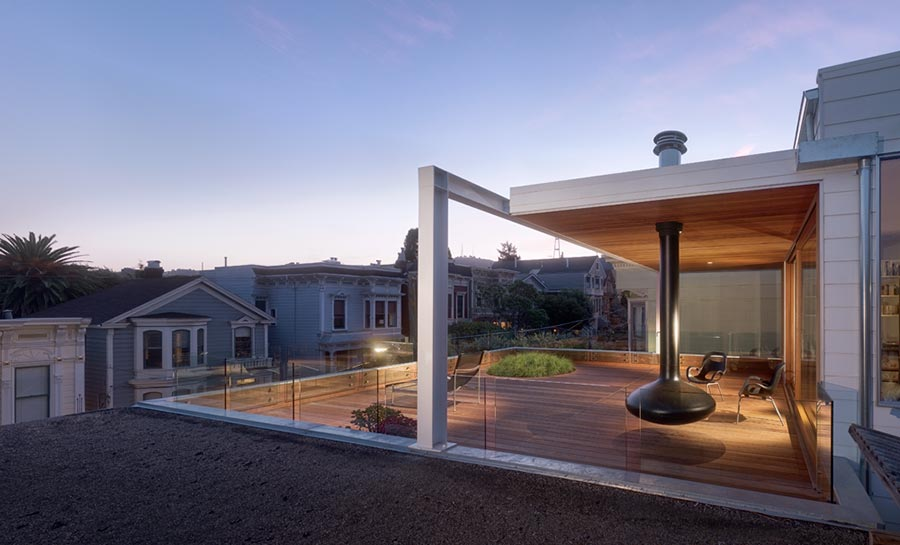 Terrace, Beaver Street Reprise by Craig Steely Architecture