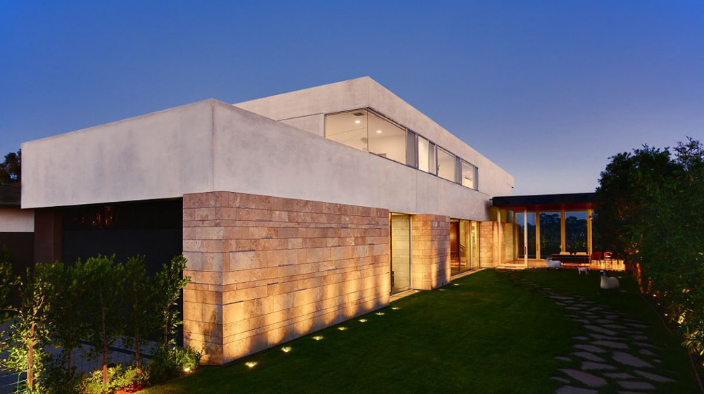 Carrillo Residence, Los Angeles by Ehrlich Architects