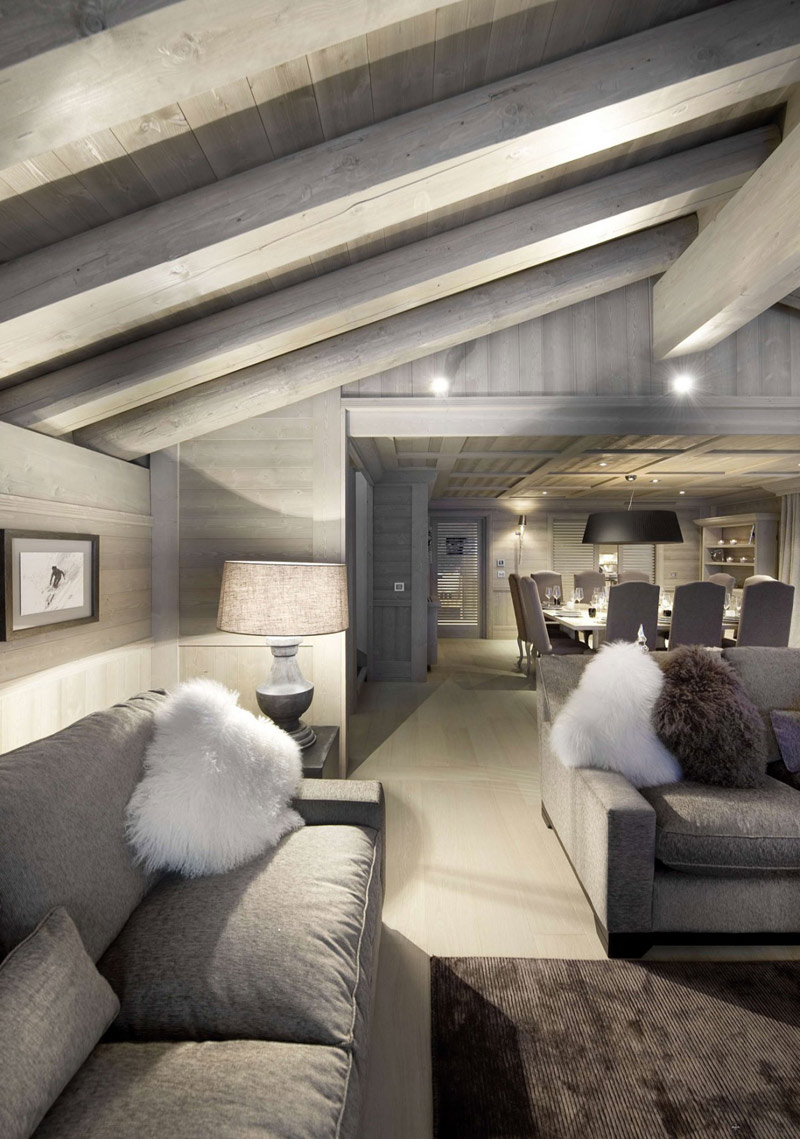 Living & Dining, Chalet White Pearl by Philippe Capezzone