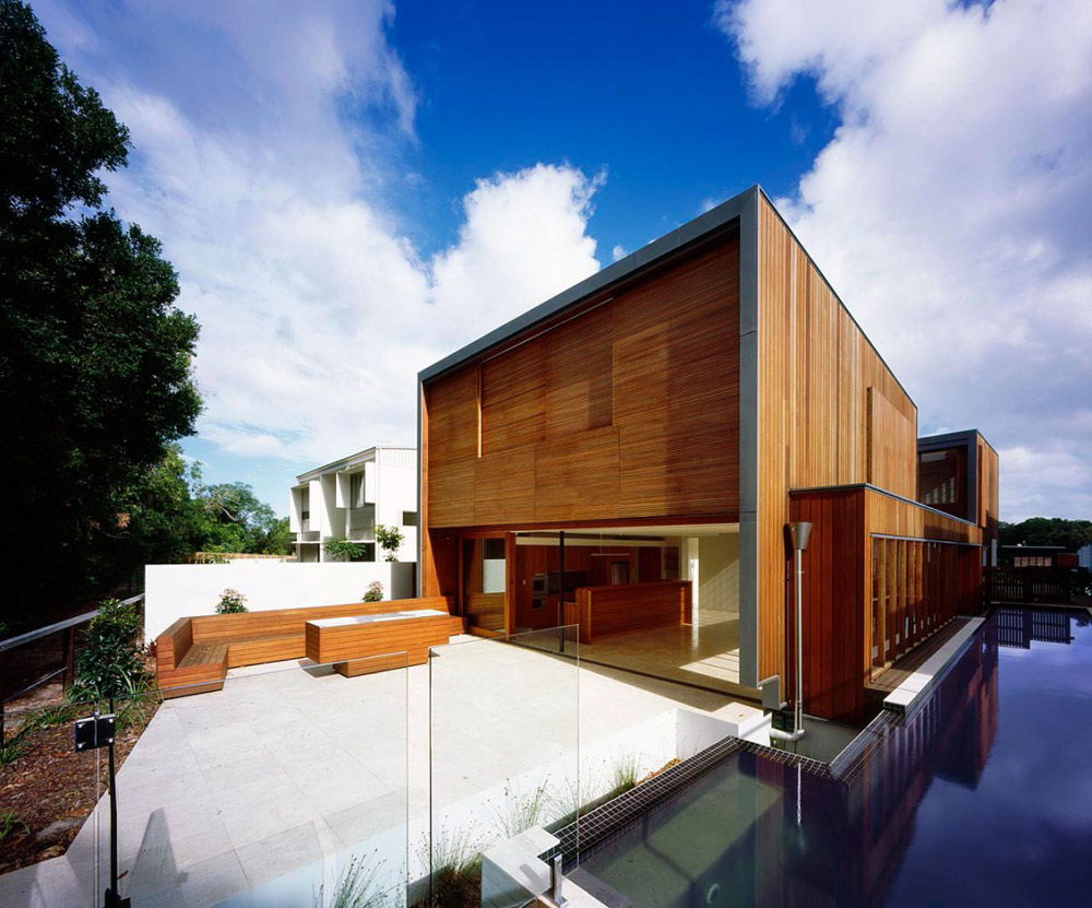 Elysium 176, Queensland, Australia by Richard Kirk Architect