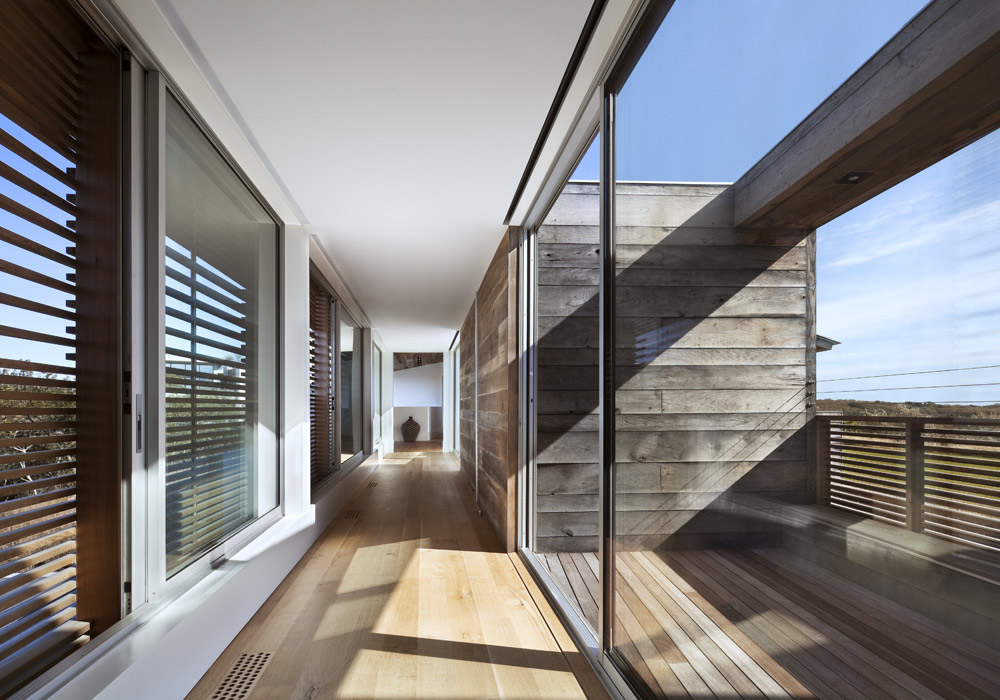 Hall, Genius Loci by Bates Masi Architects