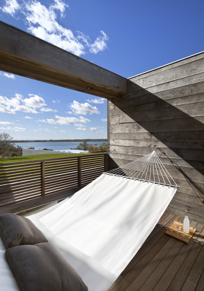 Hammock, Genius Loci by Bates Masi Architects