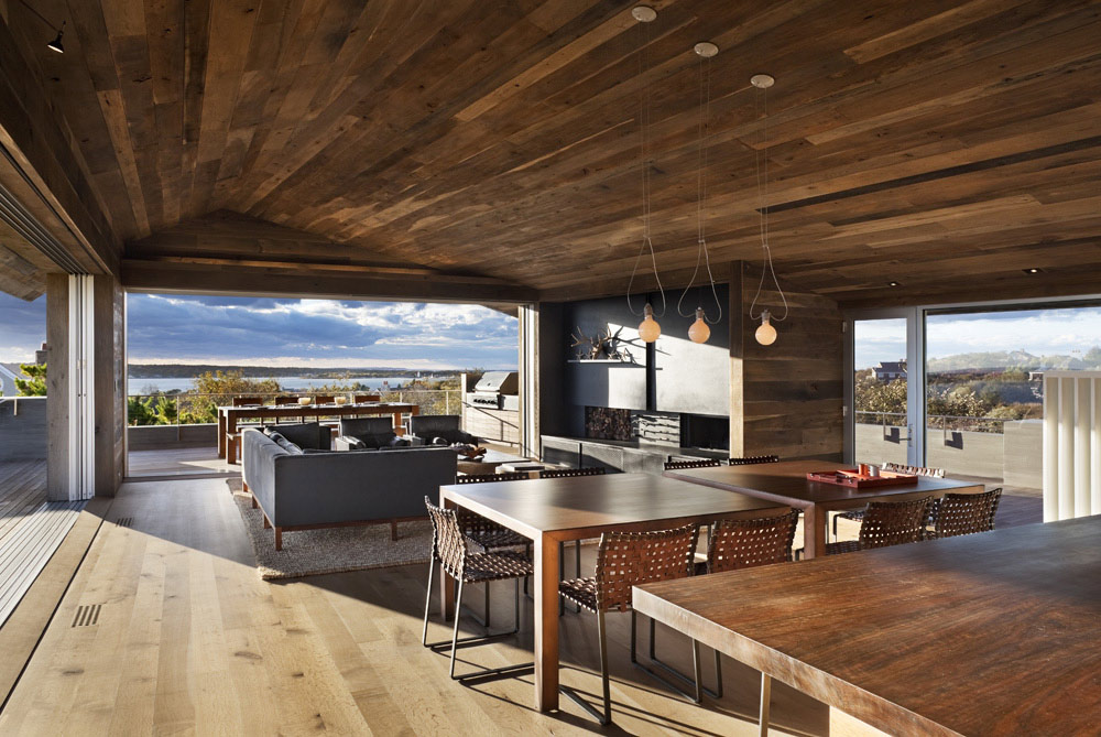 Living Space, Genius Loci by Bates Masi Architects
