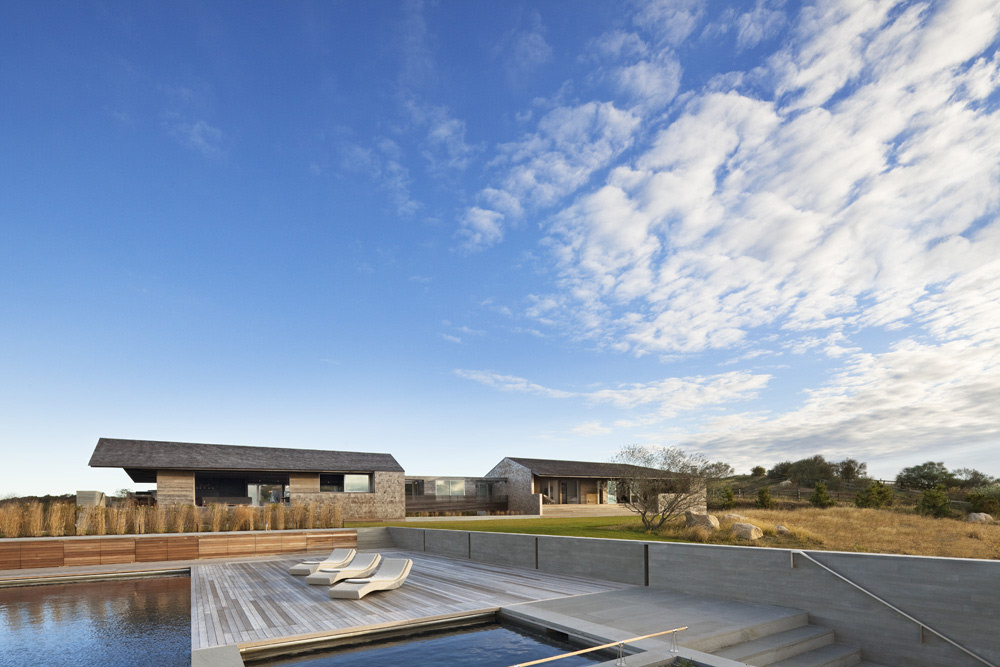 Terrace, Genius Loci by Bates Masi Architects
