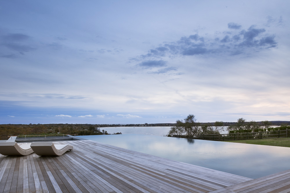 Infinity Pool, Genius Loci by Bates Masi Architects