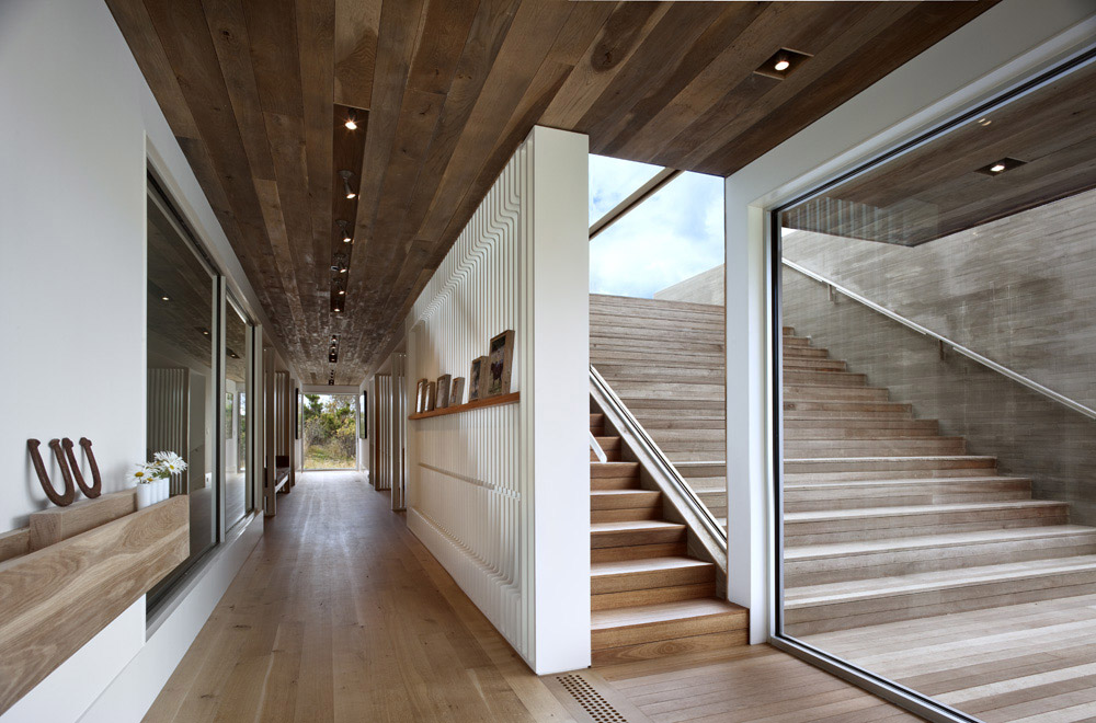 Stairs, Genius Loci by Bates Masi Architects