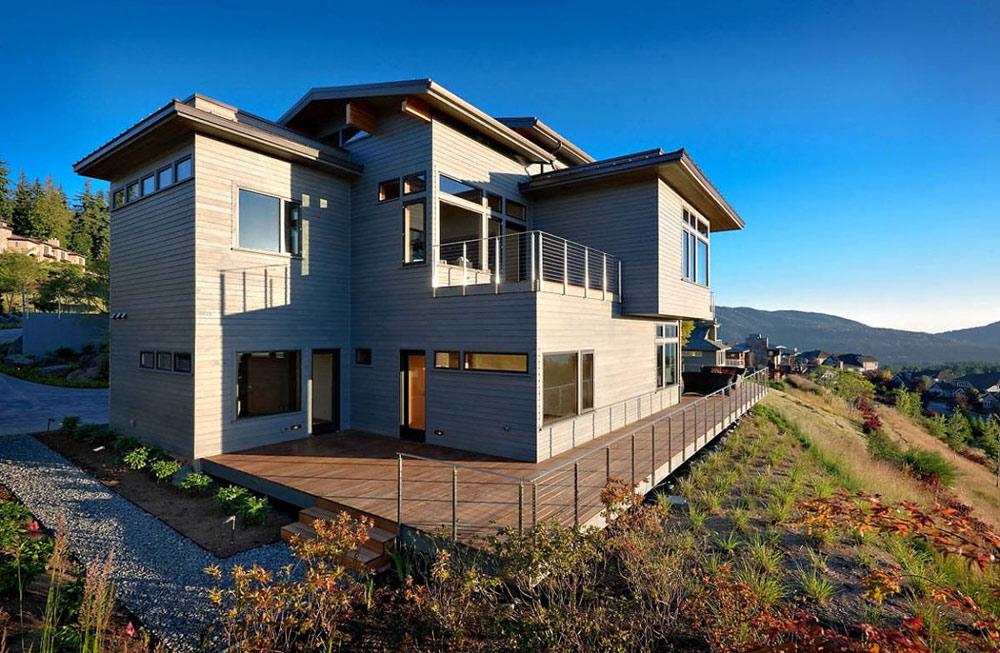 Harrison Street Residence by Scott Allen Architecture