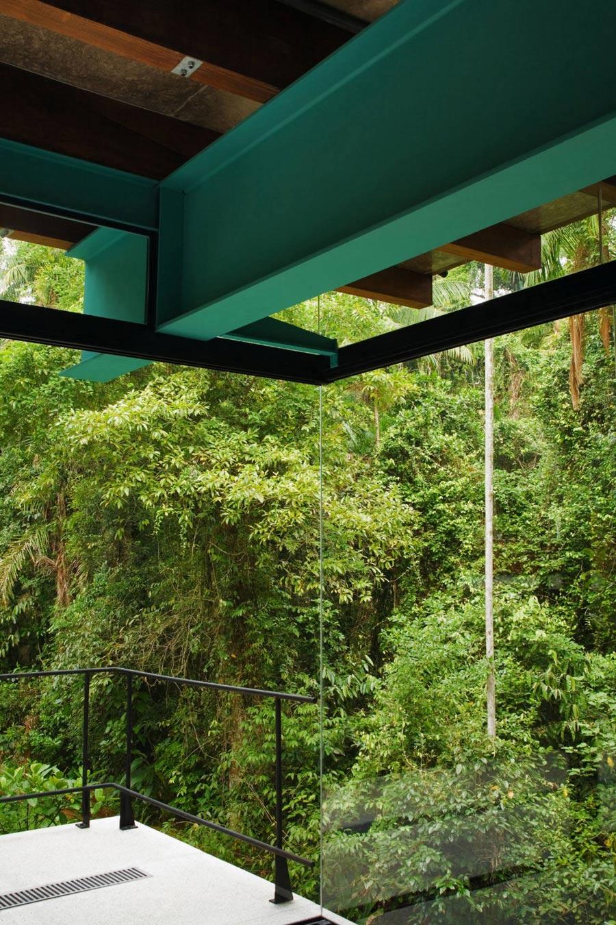 House in Iporanga,Brazil by Nitsche Arquitetos Associados