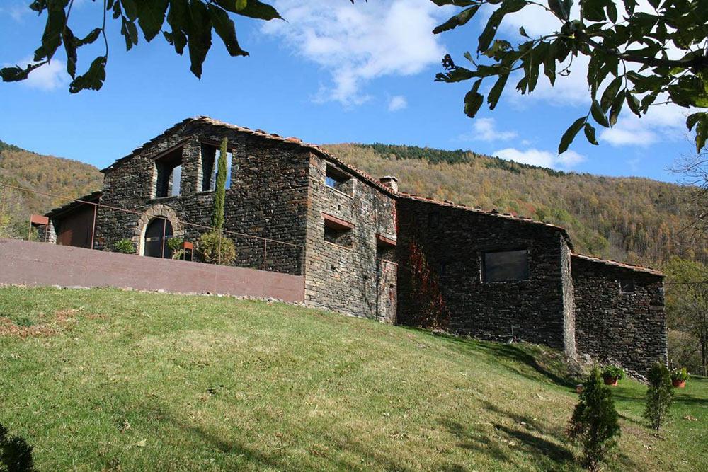 Mas La Riba, Girona, Spain by Ferran López Roca Arquitectura