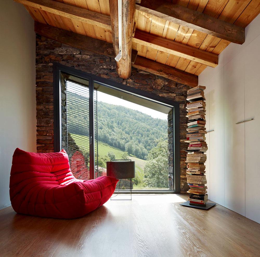Living Space, Mas La Riba by Ferran López Roca Arquitectura