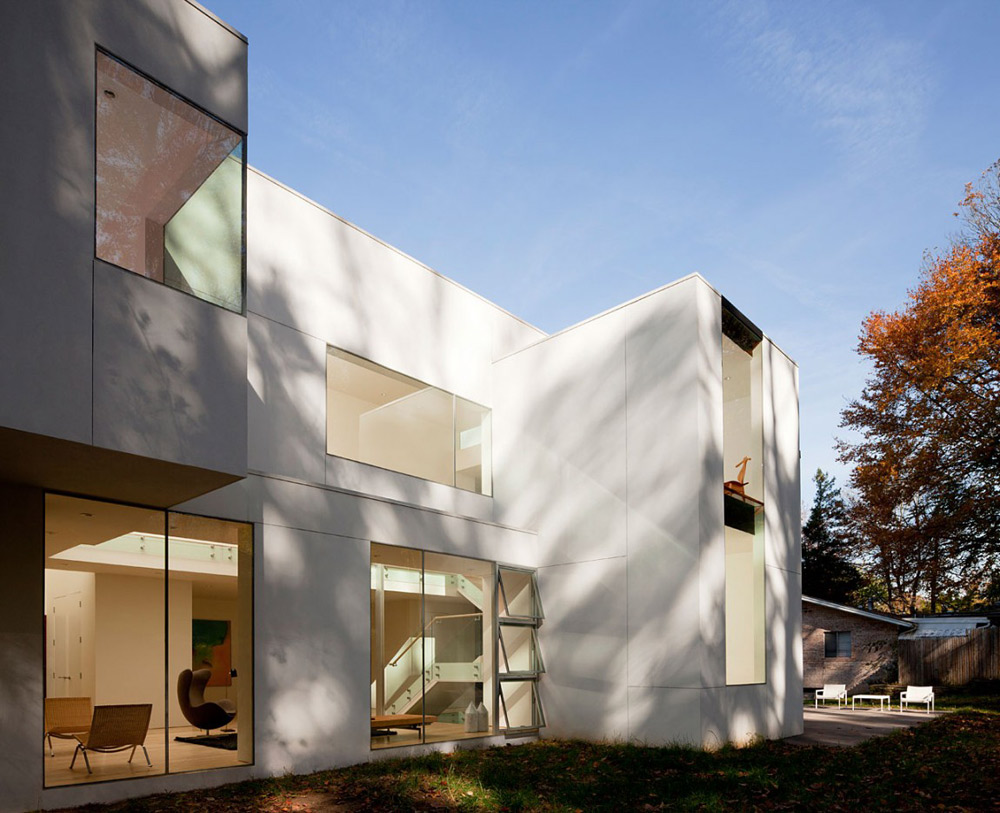 Nacl residence by david jameson architect inc - The edgemoor residence by david jameson architect ...