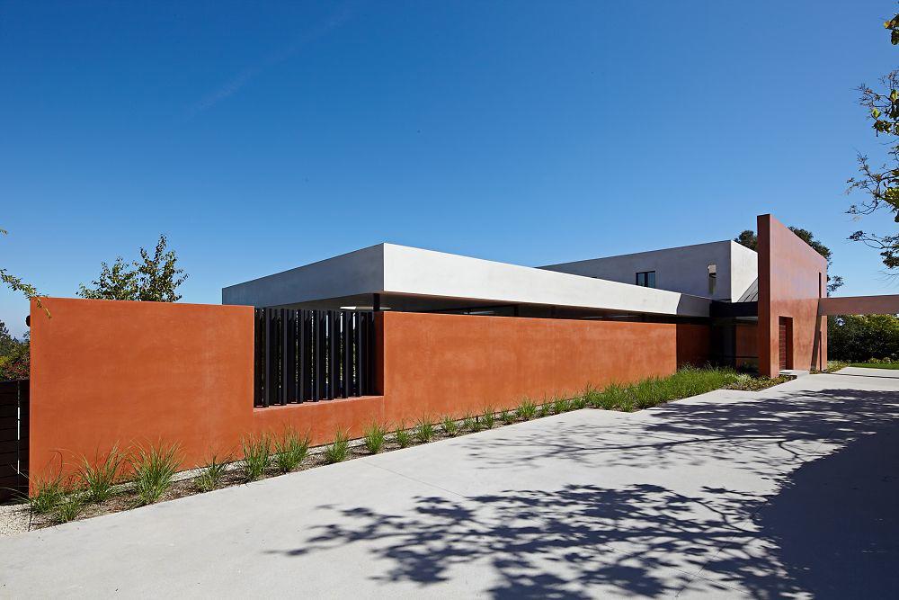 Three Wall House, Los Angeles by Kovac Architects