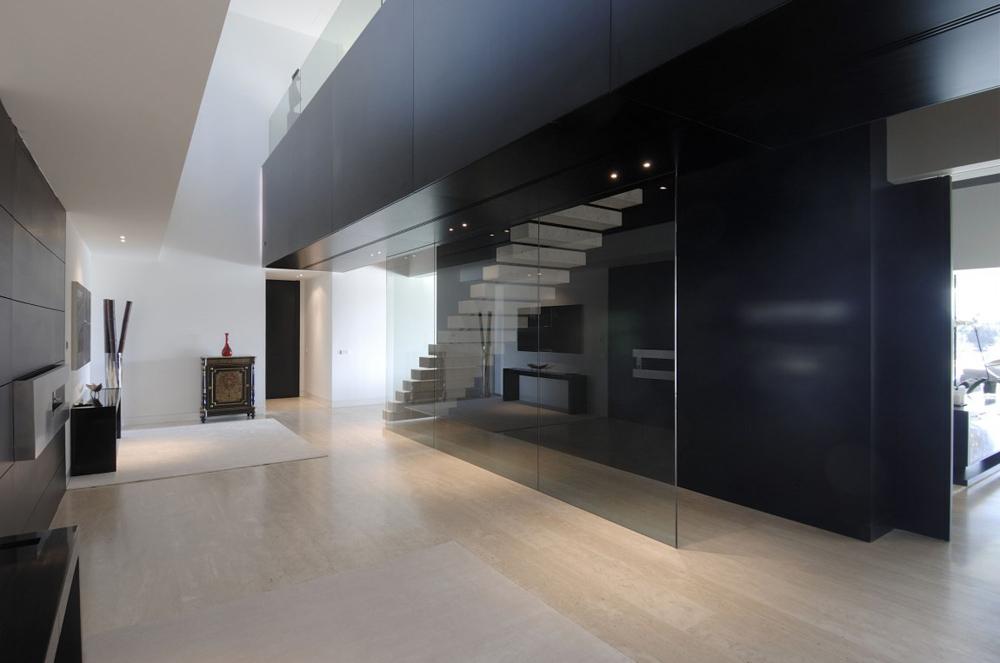 Stairs, The Vivienda 19 by A-cero