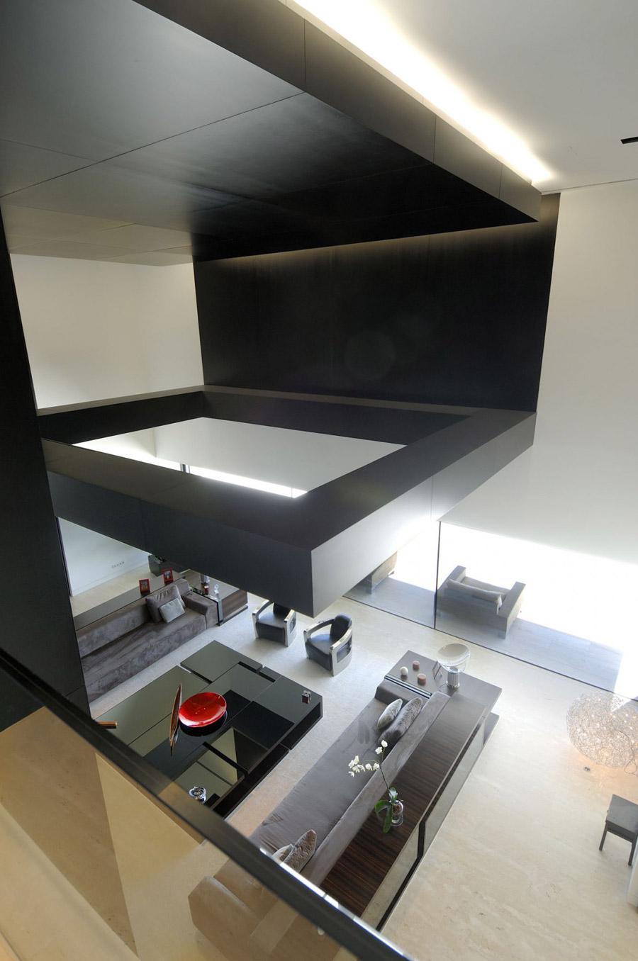 Living Space, The Vivienda 19 by A-cero