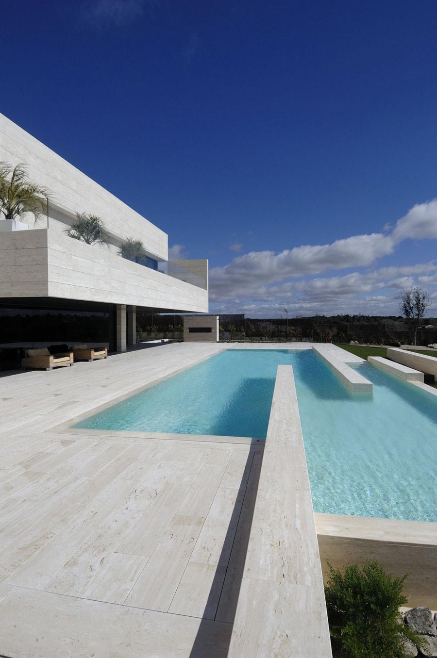 Pool, The Vivienda 19 by A-cero