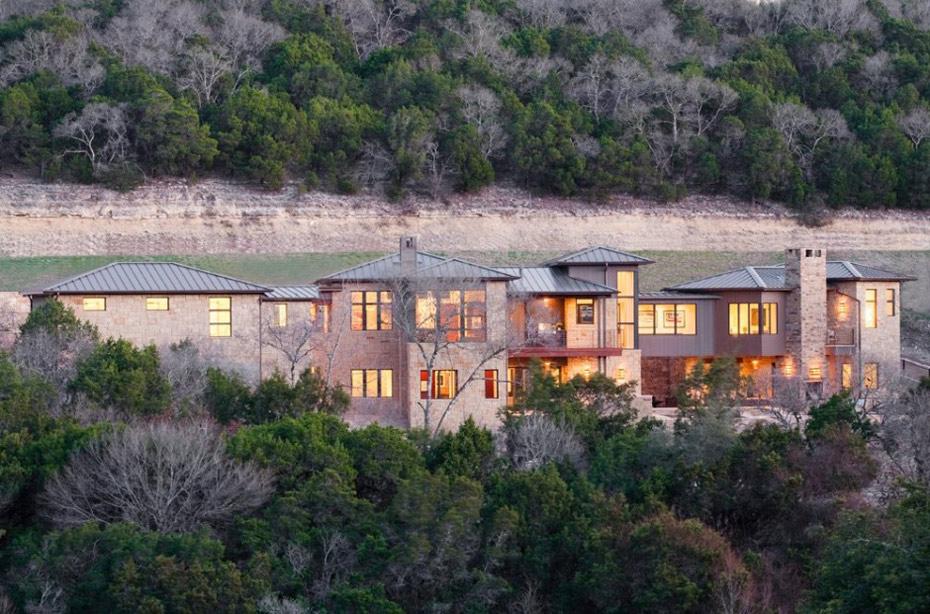 Westlake Drive House Austin Texas By James D Larue