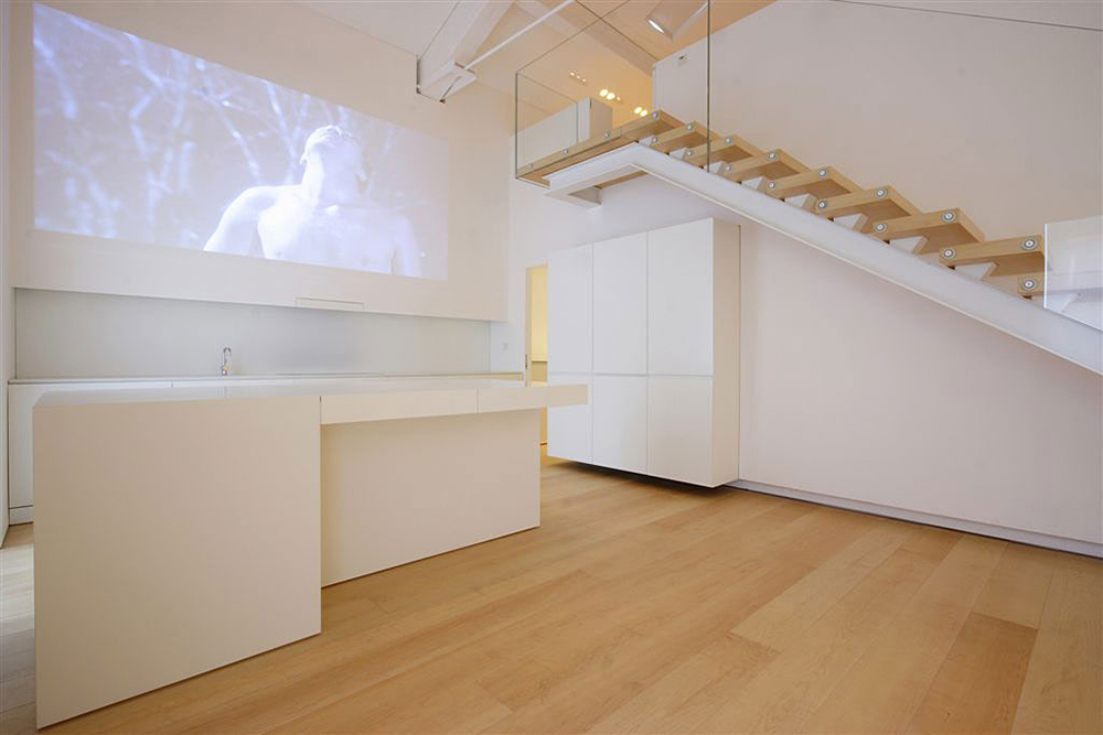 Kitchen, Como Loft, Milan by JM Architecture
