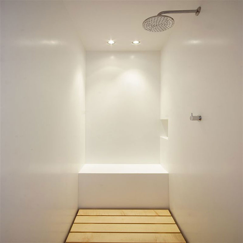 Shower Room, Como Loft, Milan by JM Architecture