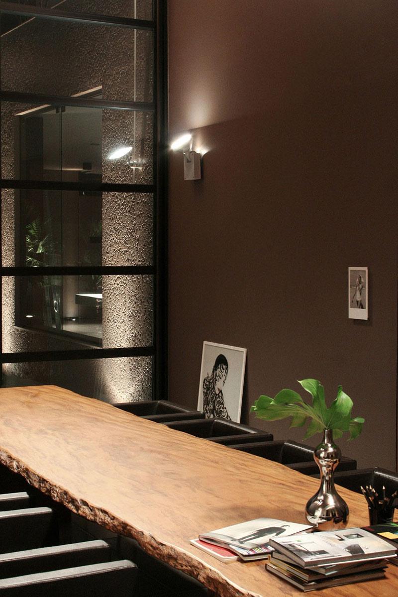 Dining Room, FF House, Brazil by Studio Guilherme Torres