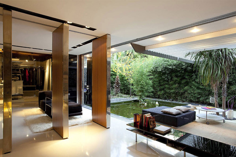 Living Space, H2 Residence, Athens by 314 Architecture Studio