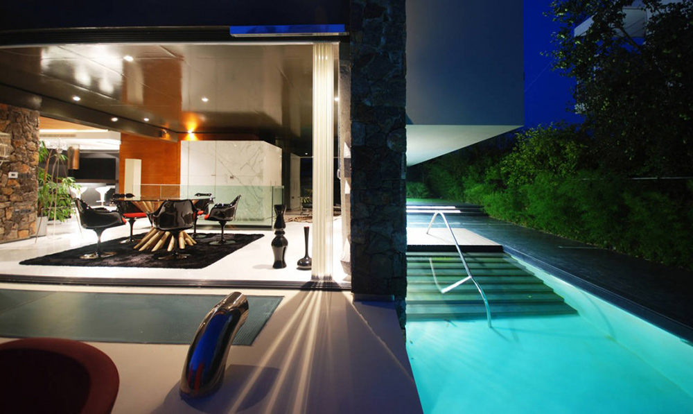 Outdoor Living & Pool, H2 Residence, Athens by 314 Architecture Studio