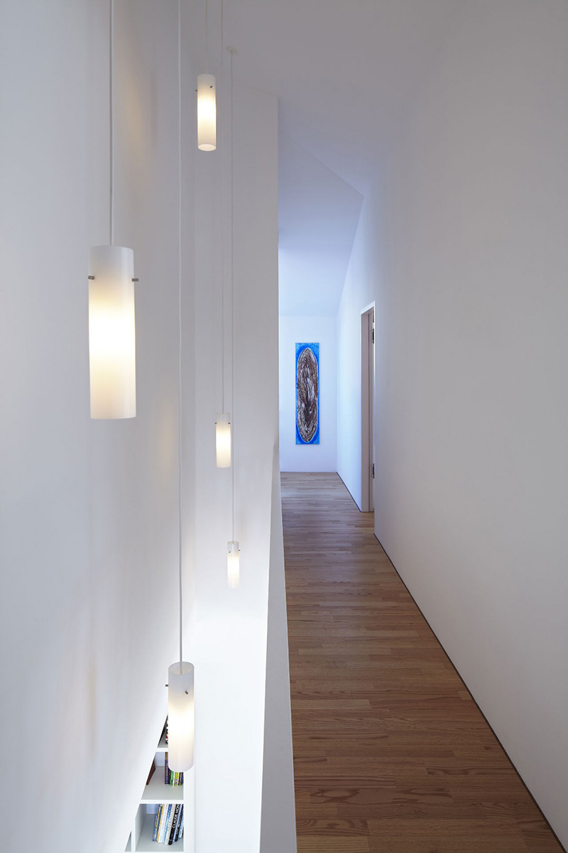 Hall, House 11 x 11, Munich by Titus Bernhard Architekten