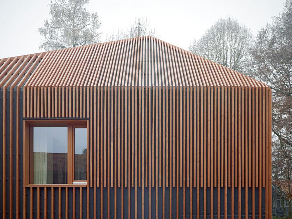 House 11 x 11, Munich by Titus Bernhard Architekten