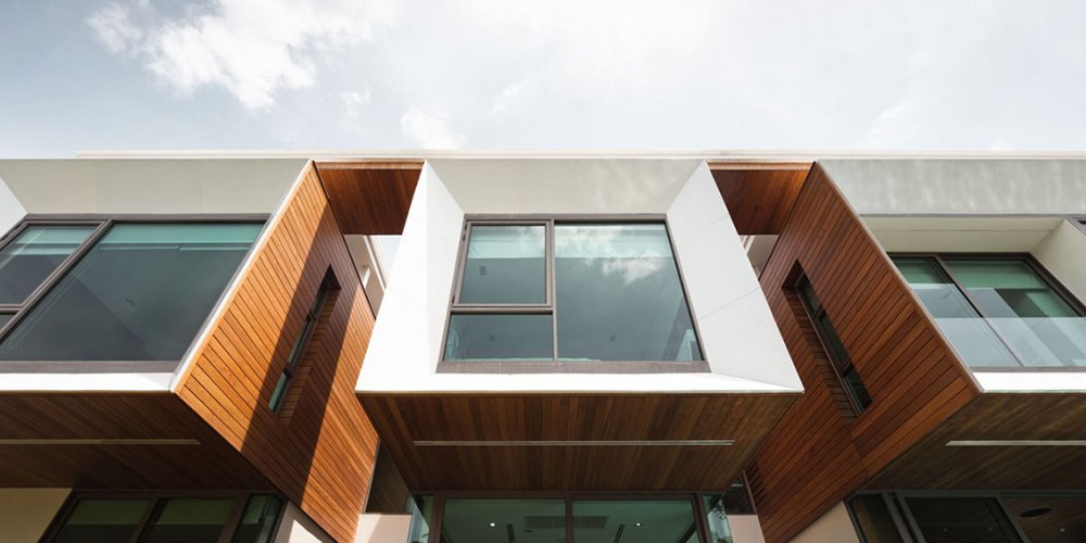 First Floor Detail, L71 House, Bangkok, by OFFICE [AT]
