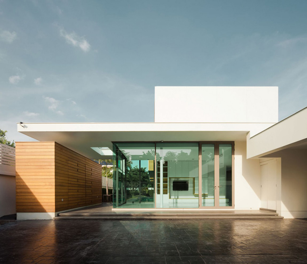 L71 House, Bangkok, by OFFICE [AT]