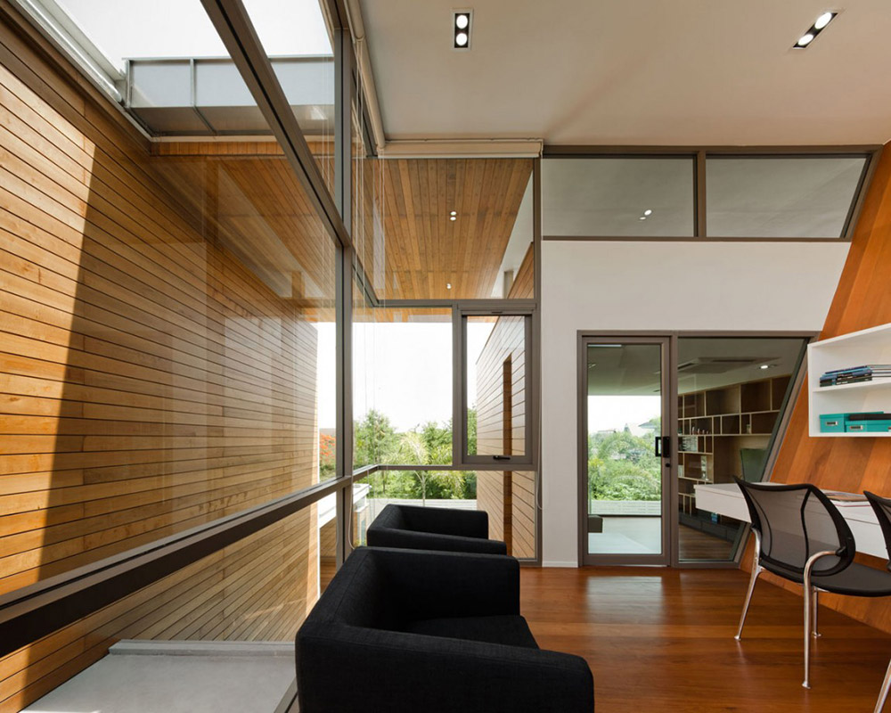 Office, L71 House, Bangkok, by OFFICE [AT]