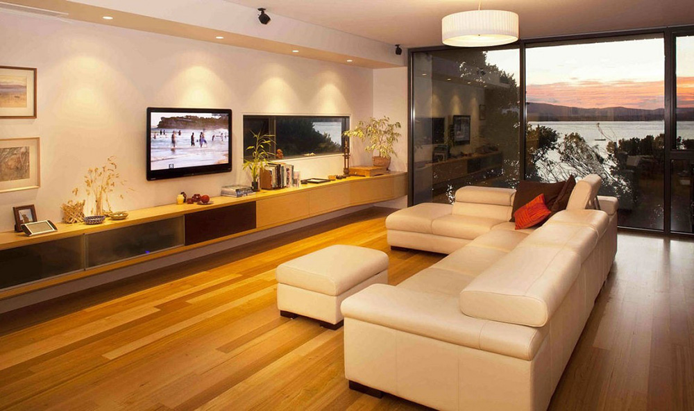 House Living Room Living Room Lagoon Beach House Tasmaniabirrelli Architecture