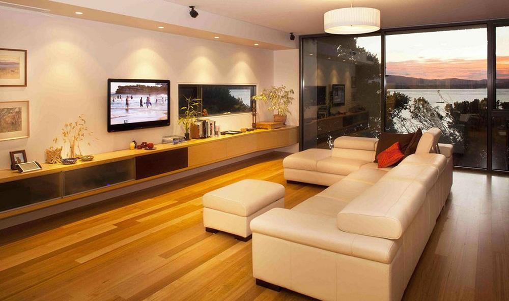 Lagoon Beach House Tasmania By Birrelli Architecture