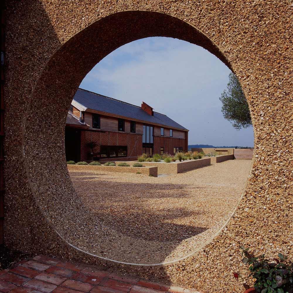 The Long Barn by Nicolas Tye Architects