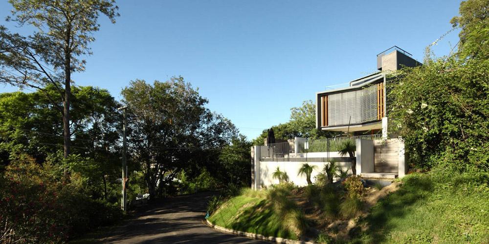 Rosalie Residence, Brisbane by Richard Kirk Architects
