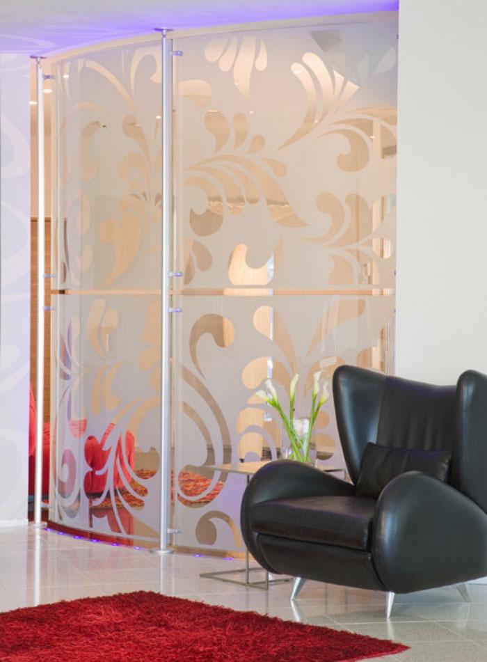 Glass Wall, Acquavilla Residence, Lake Travis, Texas