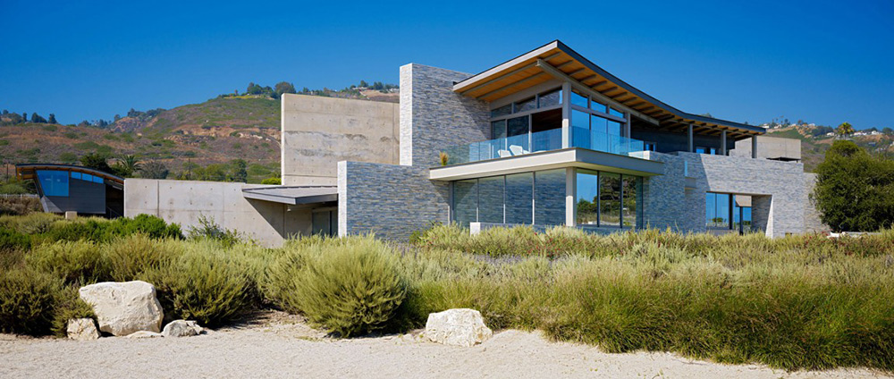 Altamira Residence, California by Marmol Radziner