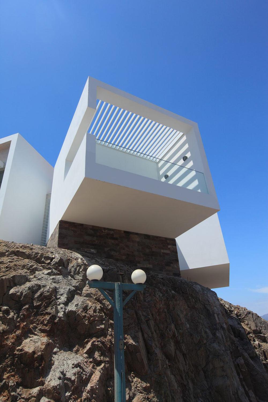 Casa Playa Las Lomas, Peru by Vértice Arquitectos