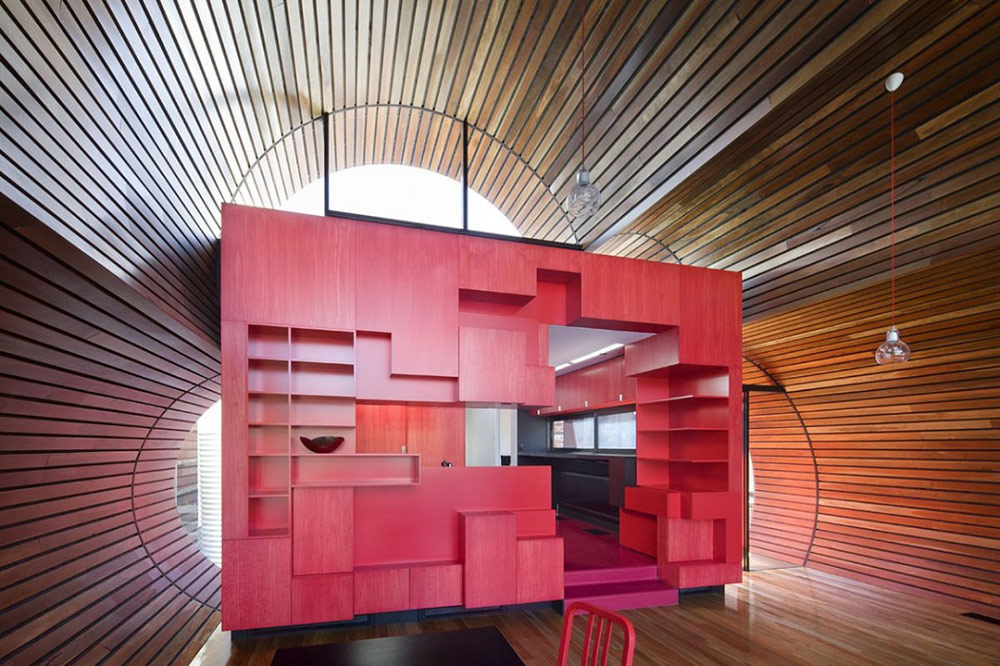 Kitchen, Cloud House, Melbourne by McBride Charles Ryan