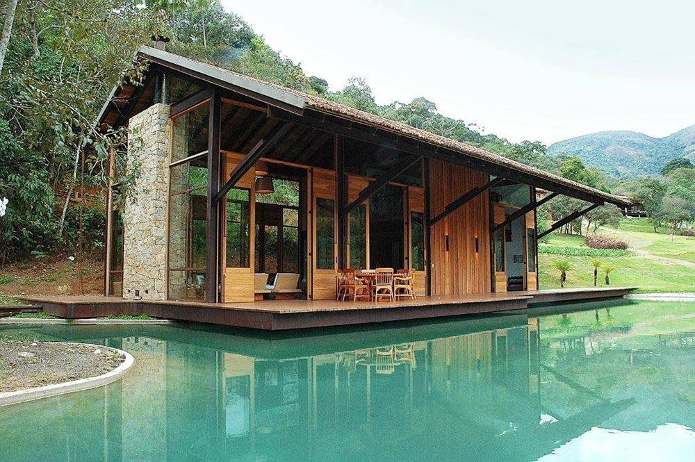 House in Itaipava, Rio de Janeiro, Brazil by Cadas Architecture