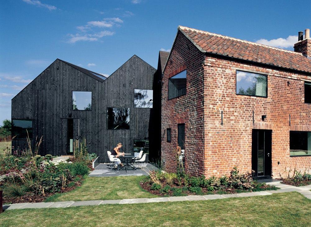 Garden, Hunsett Mill, Norfolk, England by Acme